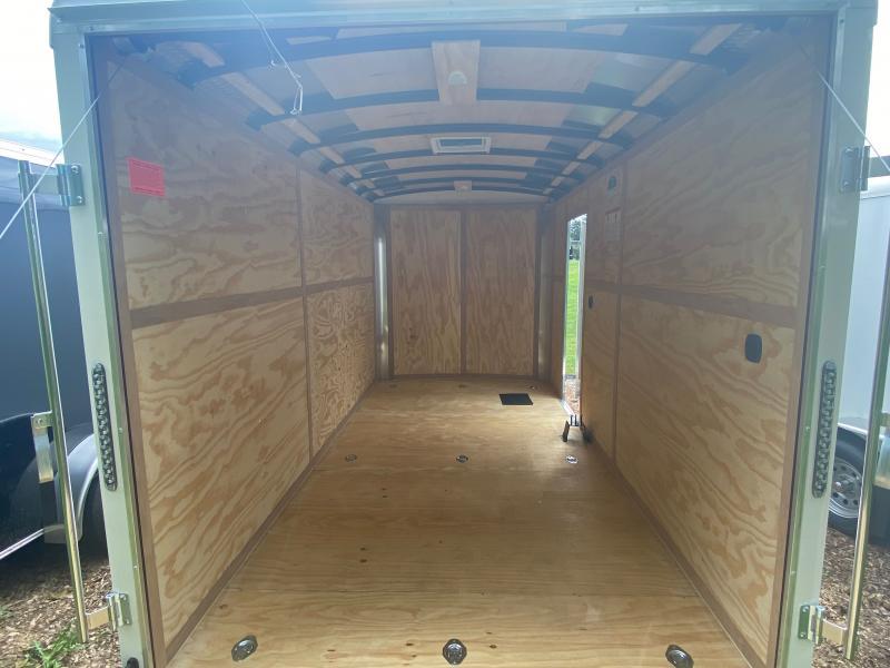 2022 Continental Cargo TW7x14TA2 Enclosed Cargo Trailer