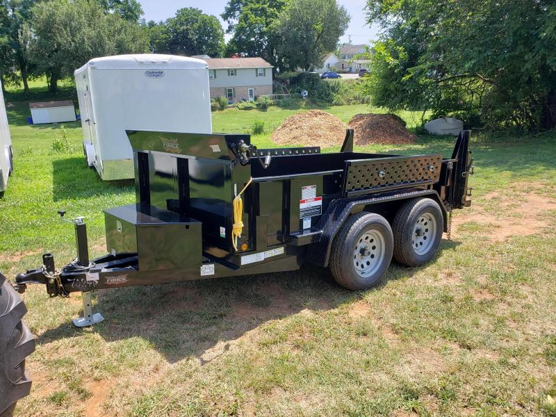 2021 Forest River Inc. 6.8X12 Dump Trailer
