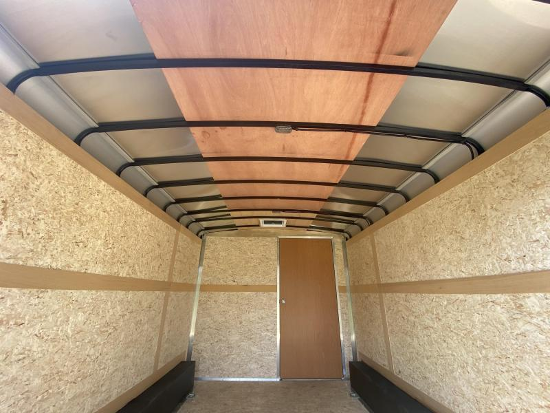 2021 Wells Cargo WHD8520TA2 OFFICE TRAILER Enclosed Cargo Trailer