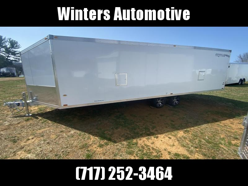 2021 Renegade REES82465TA Snowmobile Trailer