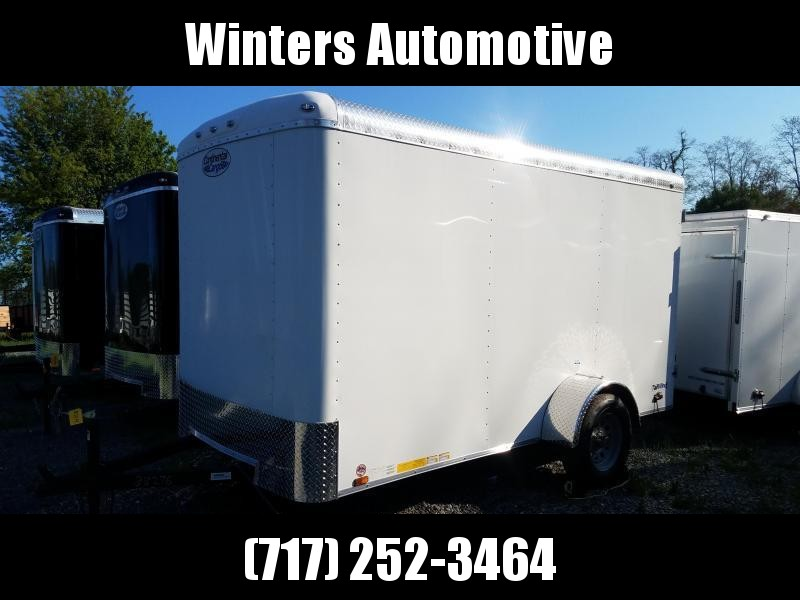 2021 Continental Cargo TW612SA Enclosed Cargo Trailer