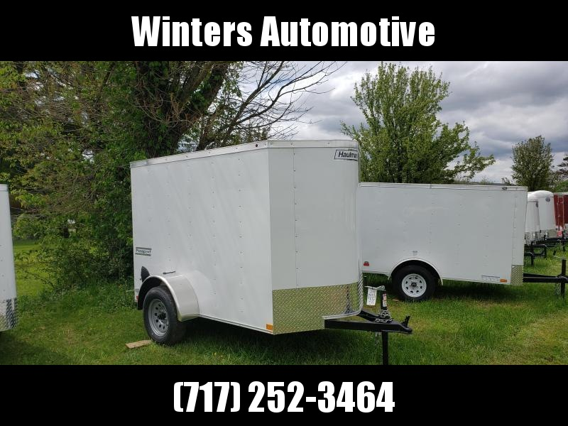 2021 Haulmark PP58S2-DD Enclosed Cargo Trailer