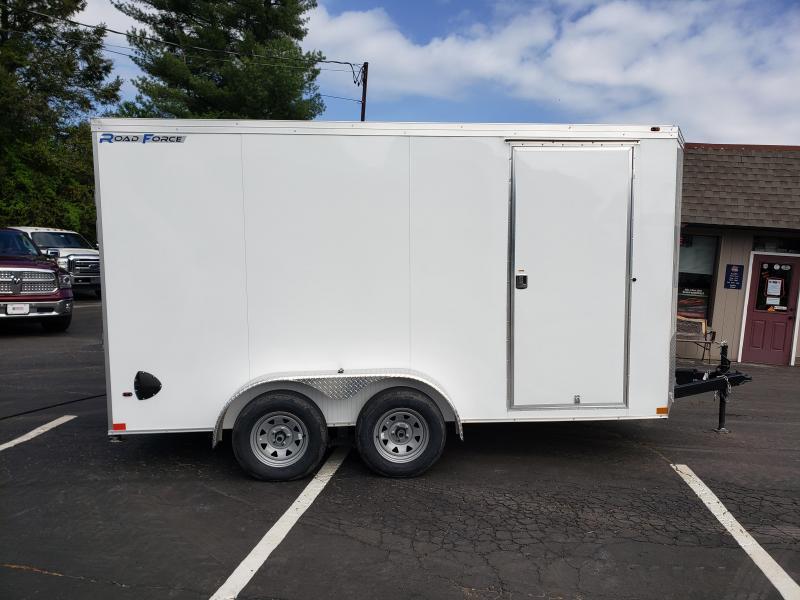 2020 Wells Cargo RFV714TA2 Enclosed Cargo Trailer