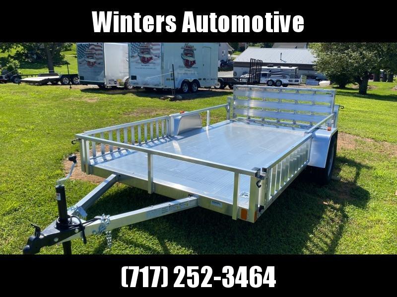 2021 Rance Aluminum Trailers RRU6512SA ATV Trailer