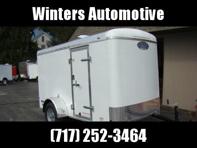 2021 Continental Cargo 5X10 Enclosed Cargo Trailer