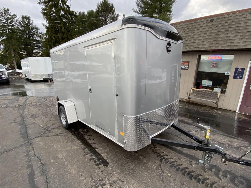 2021 Wells Cargo RF612S2 Enclosed Cargo Trailer