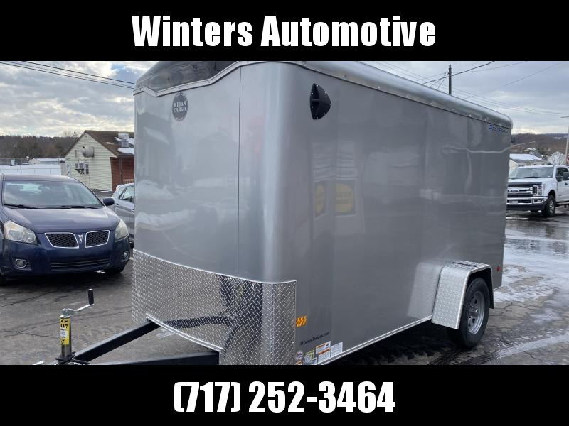 2021 Wells Cargo FR612S2 Enclosed Cargo Trailer