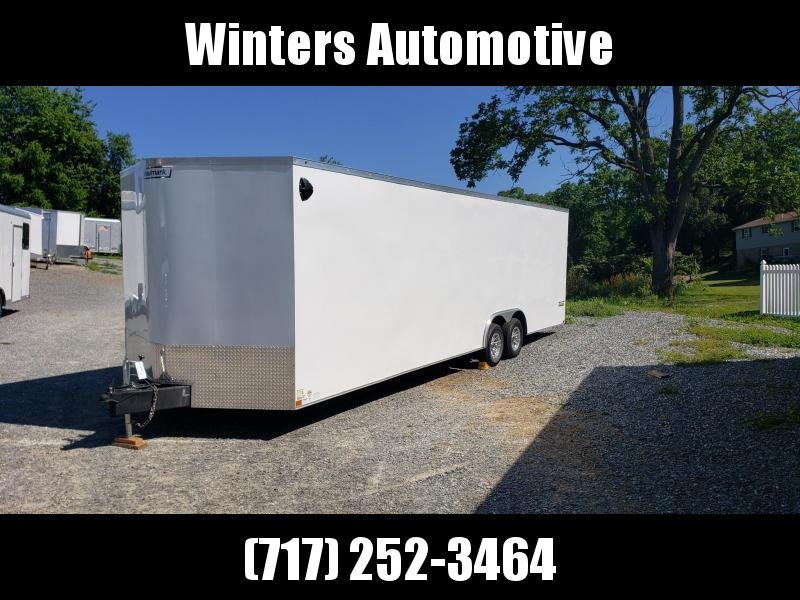 2020 Haulmark TS 8.5 X 28TA3 Enclosed Cargo Trailer