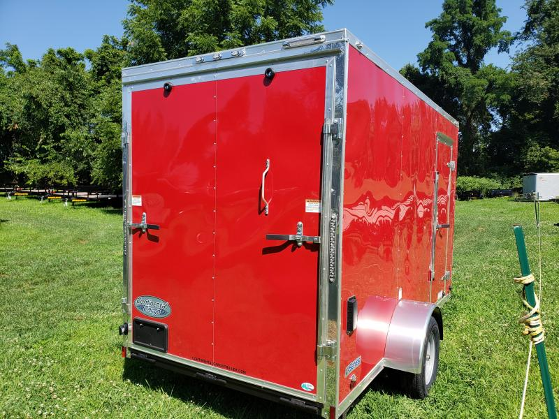 2020 Continental Cargo VHW612SA Enclosed Cargo Trailer