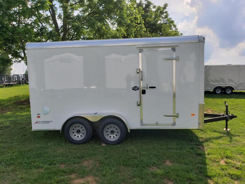 2020 American Hauler AFX714TA2 Enclosed Cargo Trailer