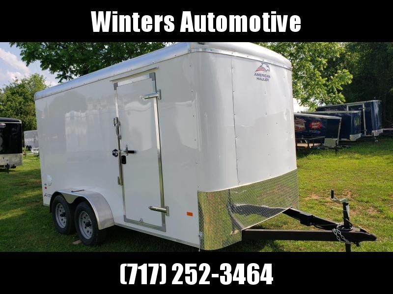 2020 American Hauler AFX714TA2 Enclosed Cargo Trailer