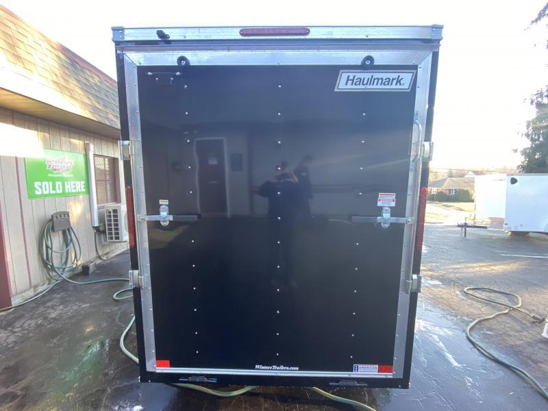 2022 Haulmark PP610S2-D Enclosed Cargo Trailer