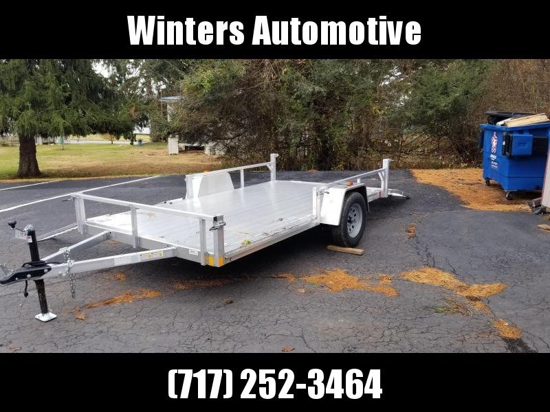 2021 Rance Aluminum Trailers RRU6512SA ATV Trailer