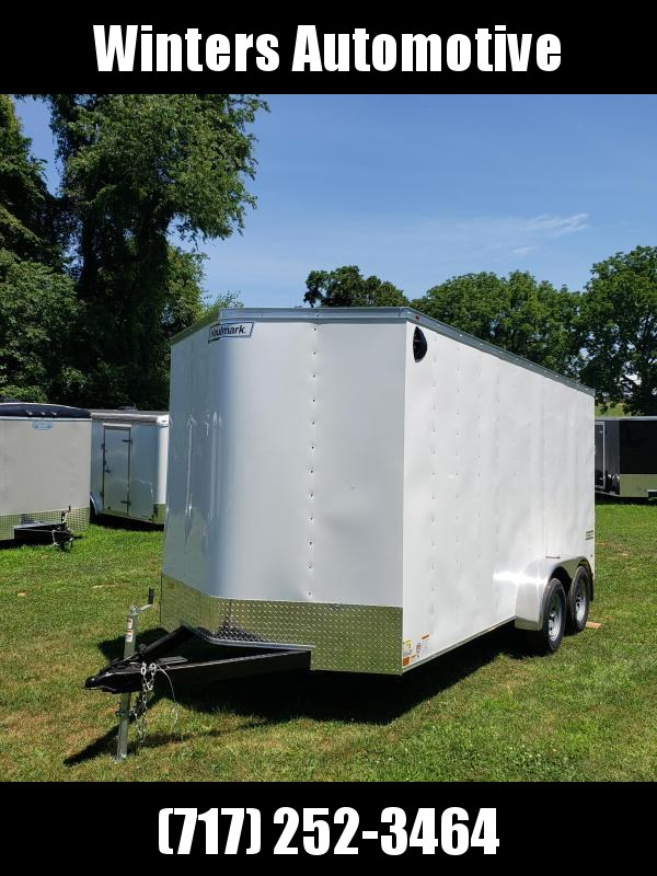 2021 Haulmark PP7x16T2 Enclosed Cargo Trailer