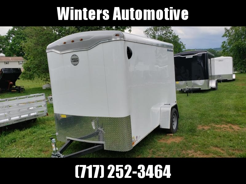 2021 WELLS CARGO RF610S2 ENCLOSED TRAILER