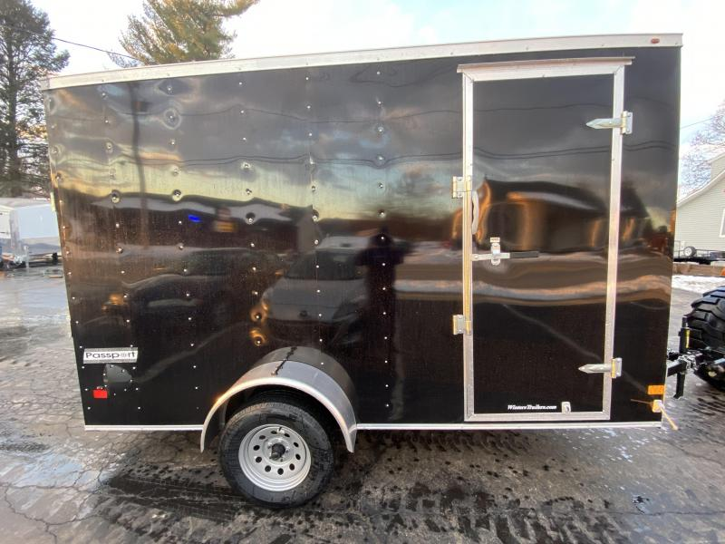 2021 Haulmark PP612S2 Enclosed Cargo Trailer