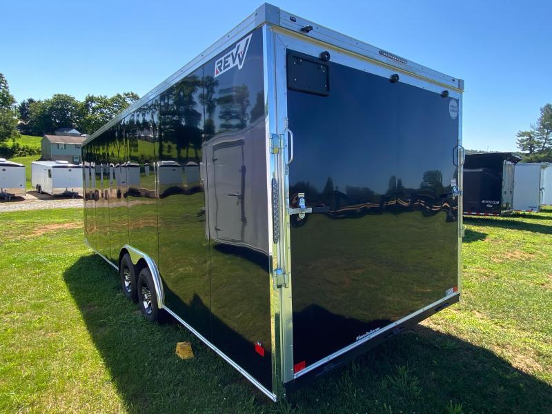 2021 Wells Cargo 8.5X24TA3 REVV Car / Racing Trailer