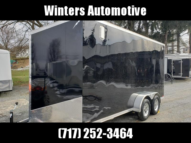 2021 Lightning Trailers LTF 7.5X16TA2 Enclosed Cargo Trailer