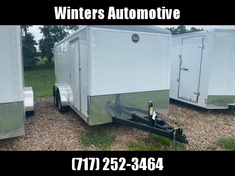 2021 Wells Cargo WHD7x16T2 Enclosed Cargo Trailer