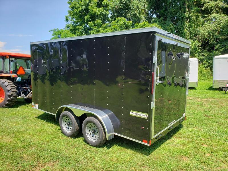 2020 Haulmark PP7x14T2 Enclosed Cargo Trailer