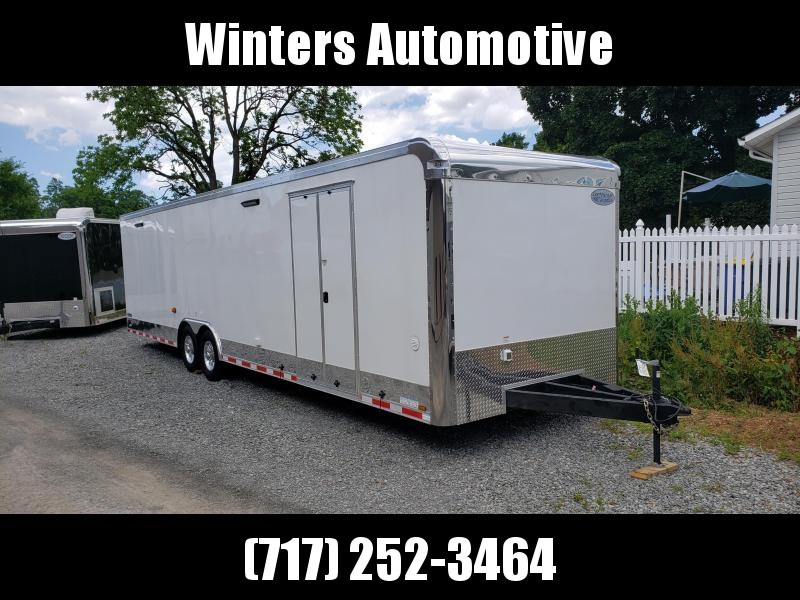 2020 Continental Cargo AM8532TA4 Car / Racing Trailer
