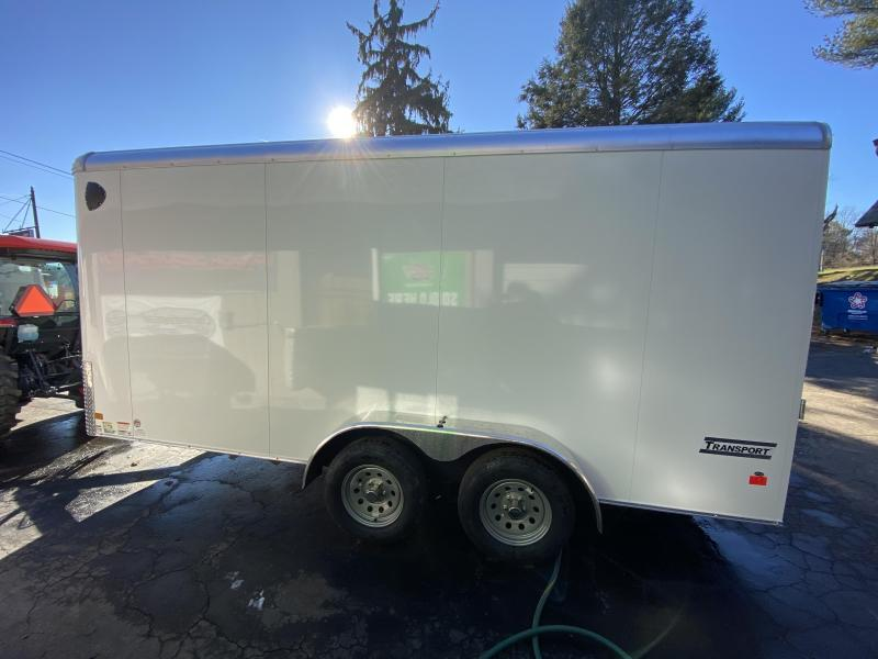 2021 Haulmark TS716T2 Enclosed Cargo Trailer