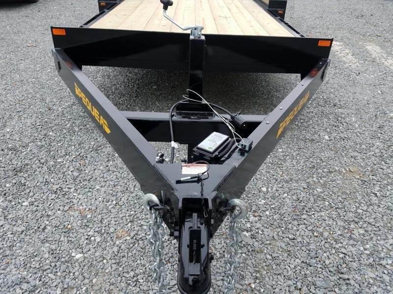 2019 Pequea SST 20 9999 LBS Equipment Trailer
