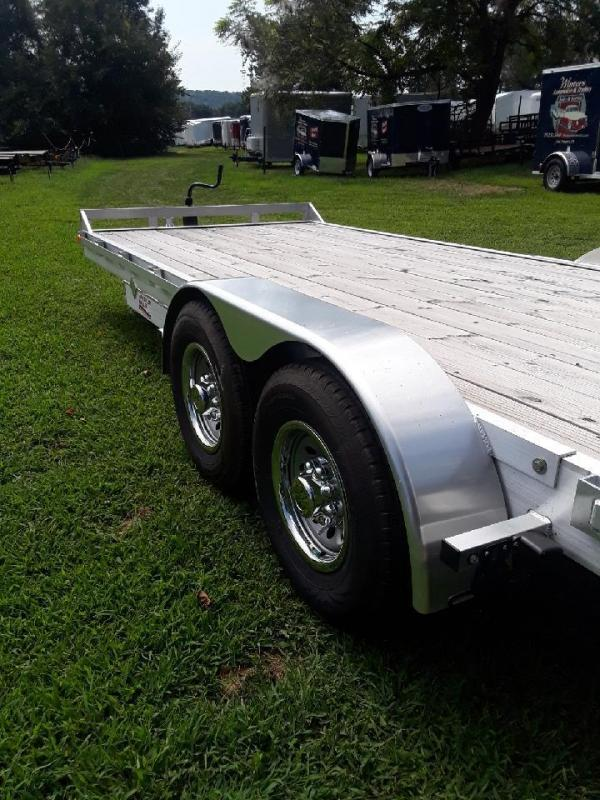 2019 American Hauler Industries AHAFE820TA5 Equipment Trailer