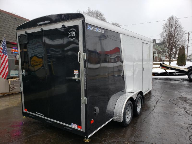 2021 Wells Cargo RF7X16TA2 Enclosed Cargo Trailer