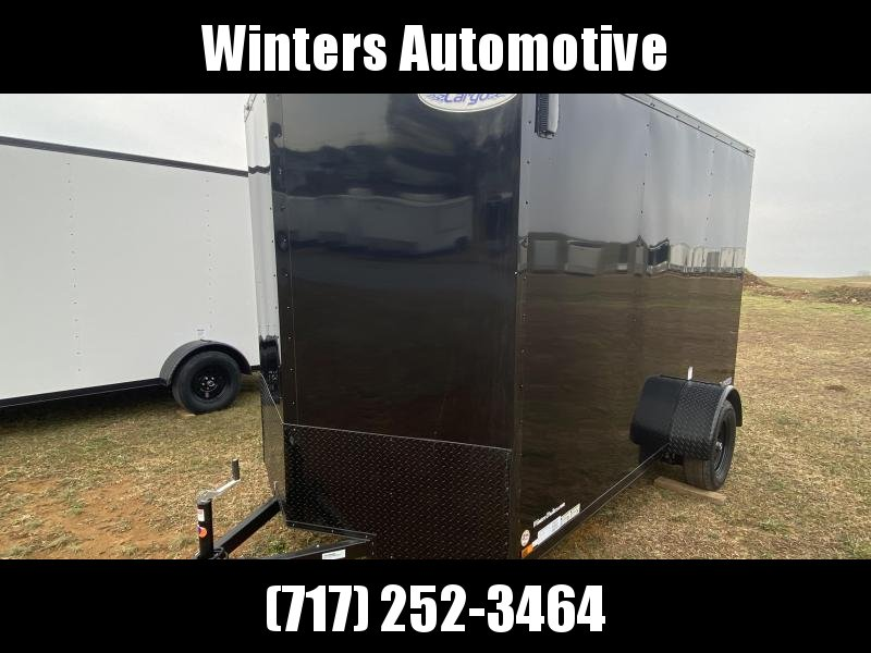 2021 Continental Cargo VHW 6.5x12SA Enclosed Cargo Trailer