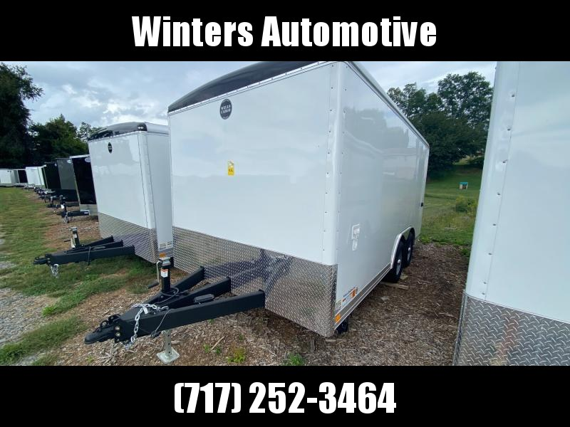 2022 Wells Cargo WHD8516T3 Concession Enclosed Cargo Trailer