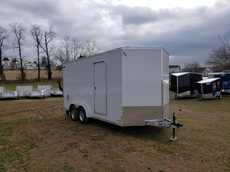 2022 Lightning Trailers LTF716TA2 Enclosed Cargo Trailer