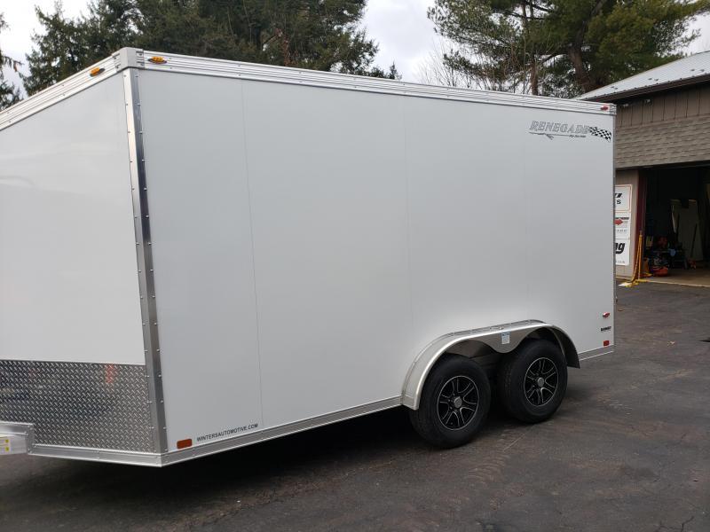 2020 Renegade REEC716TA2 Enclosed Cargo Trailer