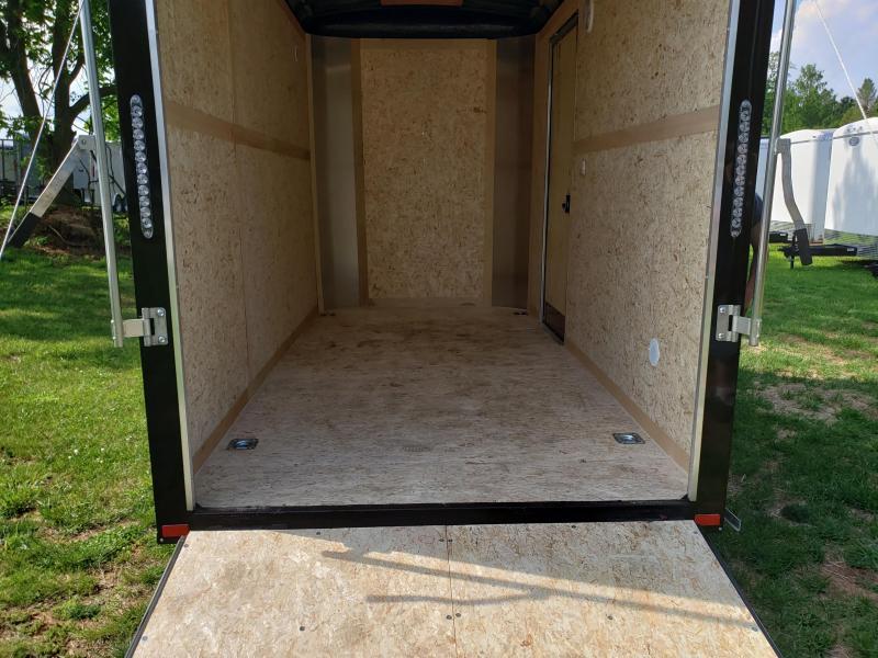 2020 American Hauler AFX612SA Enclosed Cargo Trailer