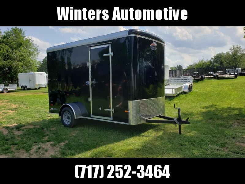 2020 American Hauler AFX612SA Enclosed Cargo Trailer