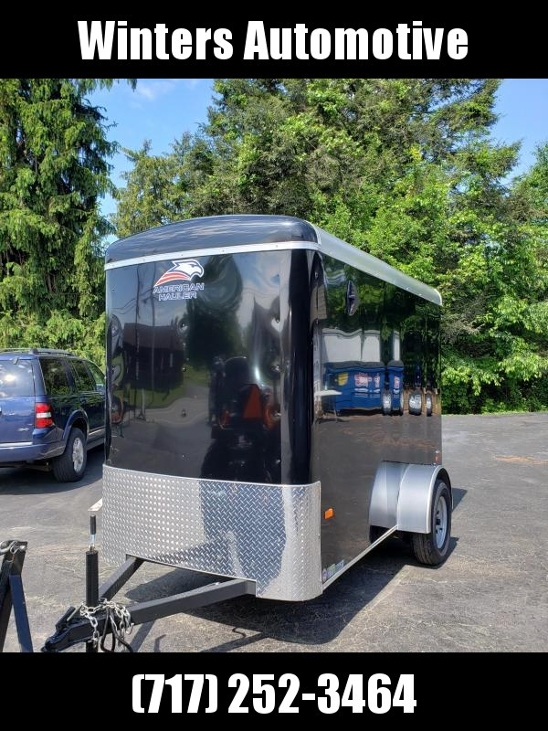 2020 American Hauler AFX510SA Enclosed Cargo Trailer