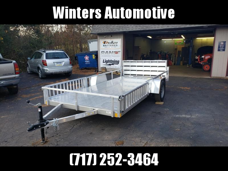 2021 Rance Aluminum Trailers RRU6514SA ATV Trailer