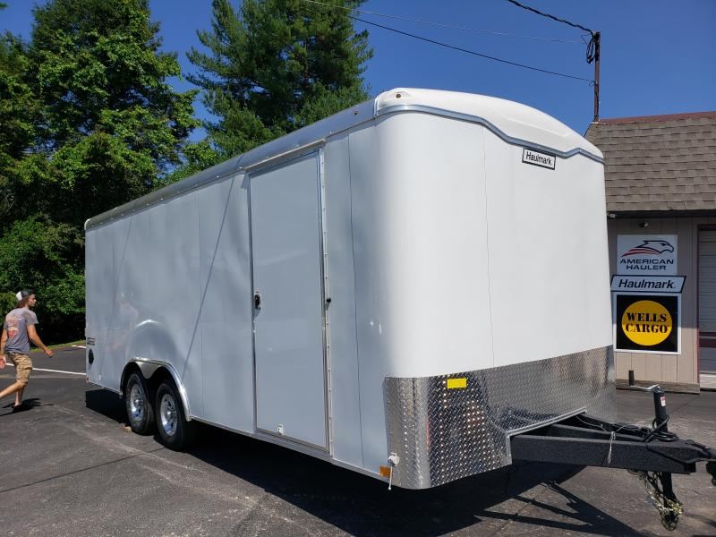 2020 Haulmark TS 8.5X20TA3 Car / Racing Trailer