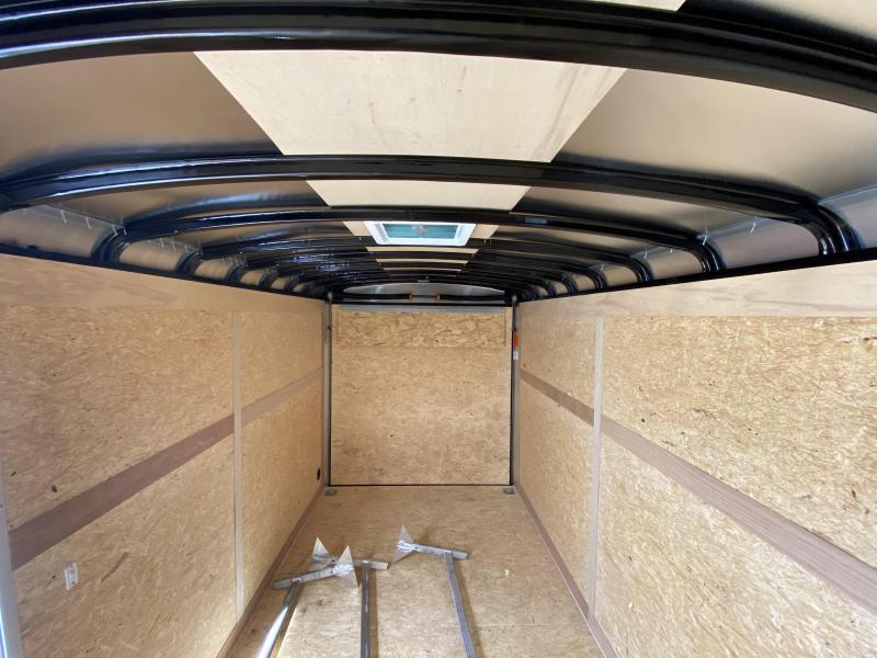 2021 Wells Cargo RF7X14T2 Enclosed Cargo Trailer