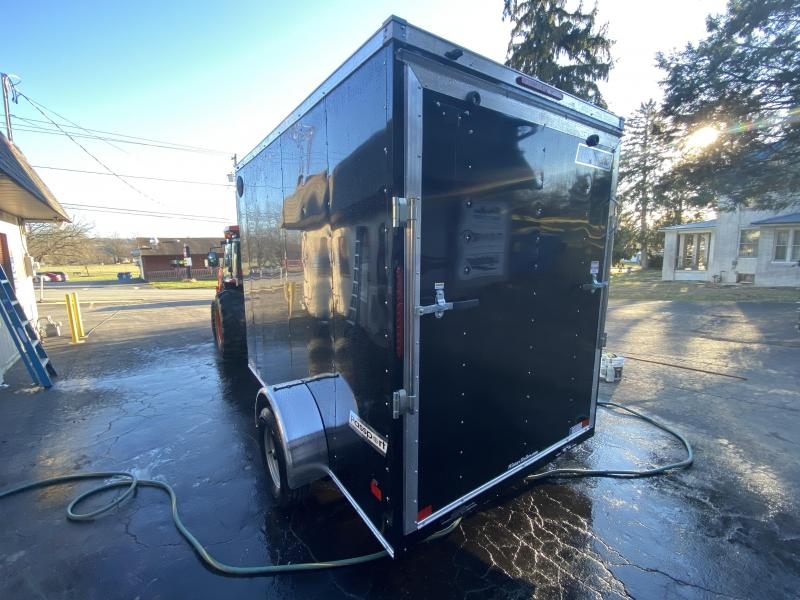 2021 Haulmark PP610S2-D Enclosed Cargo Trailer
