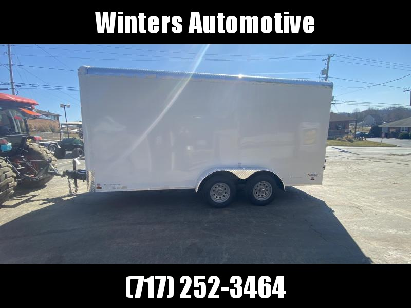 2021 Continental Cargo TW716TA2 Enclosed Cargo Trailer
