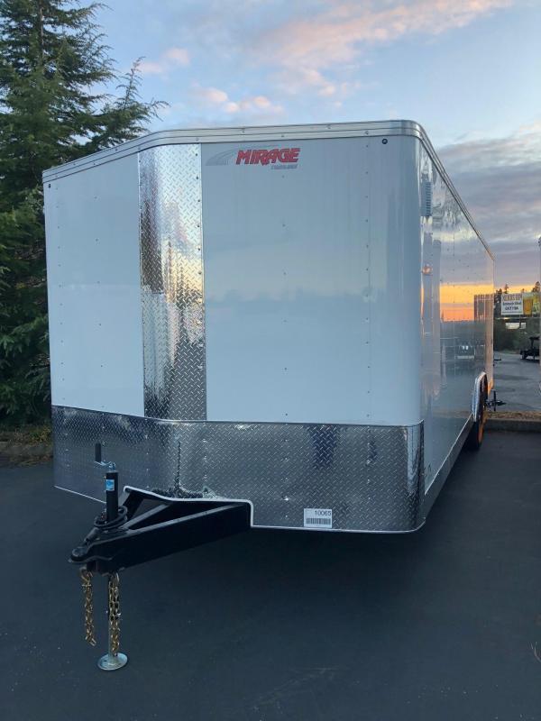 2020 Mirage Trailers TNT Xpress 8.5 x 24 Cargo Enclosed Cargo Trailer