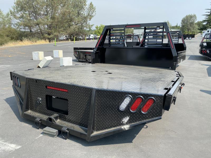 GREAT NORTHERN DUALLY TRUCK BED W/ TURNOVER BALL