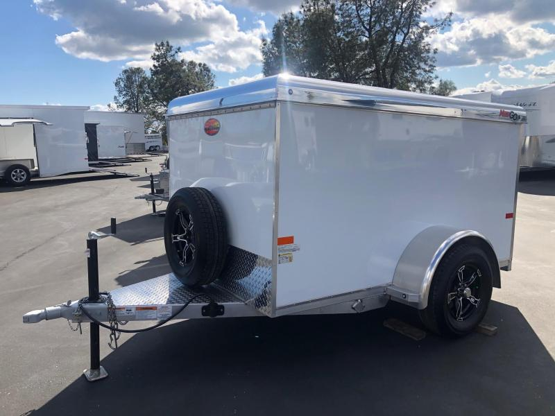 2021 Sundowner Mini-Go 5 x 8 Cargo Trailer 4' Tall