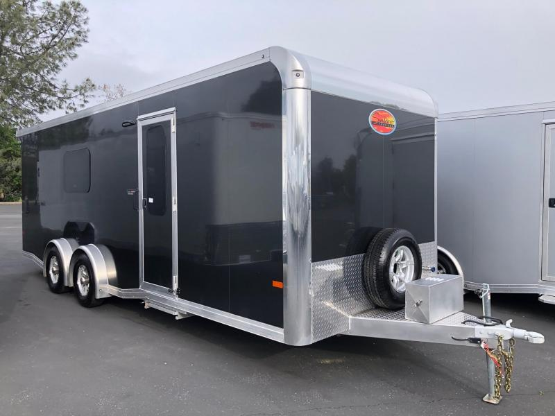 2021 Sundowner Motorcycle Series Toy Hauler Trailer