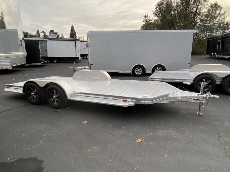 2021 BP 19' CAR HAULER