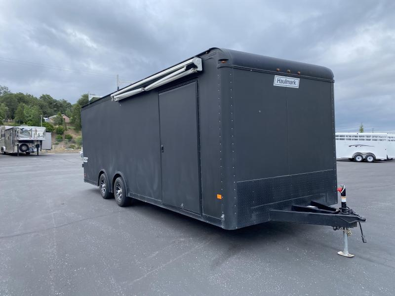 2017 Haulmark 8.5 x 24 Edge Car / Racing Trailer