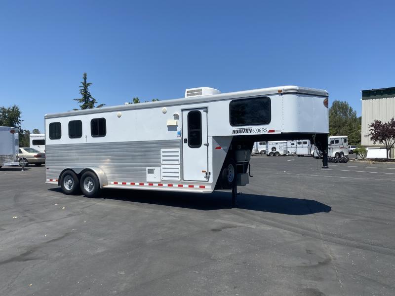 2012 Sundowner 3 Horse Horizon 6906
