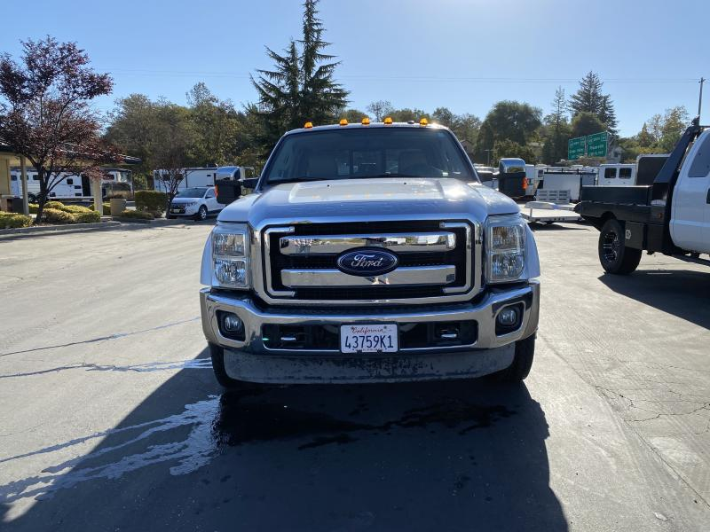 2013 FORD F-450 Lariat 8' bed