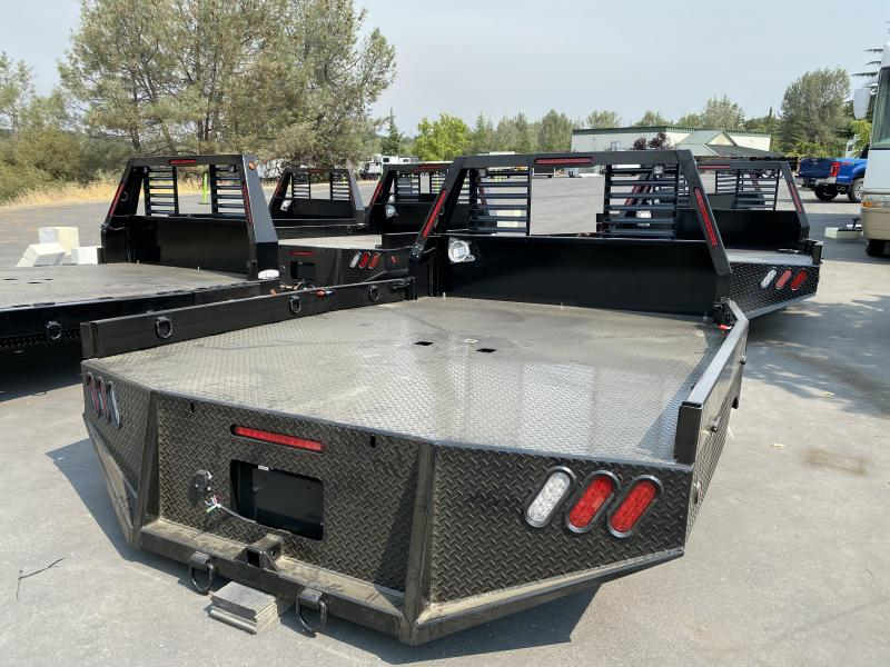 """GREAT NORTHERN CC 60"""" DUALLY TRUCK BED W/HITCH"""